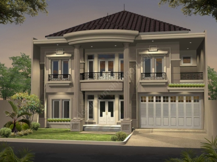 arsitektur rumah minimalis mewah