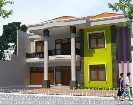 rumah minimalis 7x12